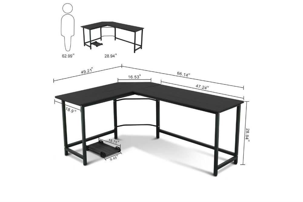 topsky corner review l shaped the desks computer desk